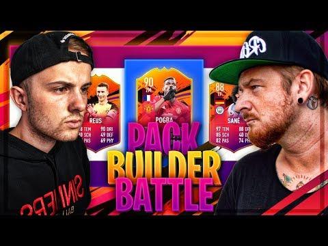 FIFA 19: FUT HEADLINERS Pack Builder BATTLE  vs Steini 😱🔥