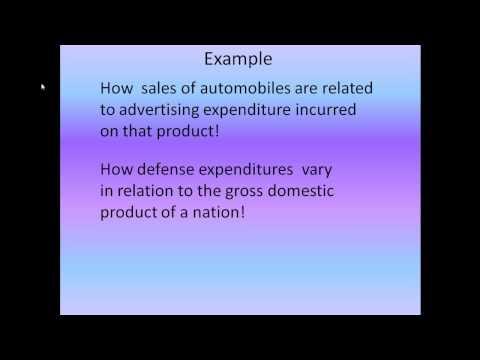 3- Econometric Theory: Example of Econometric Model