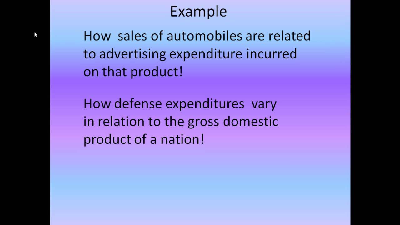 3 econometric theory example of econometric model youtube
