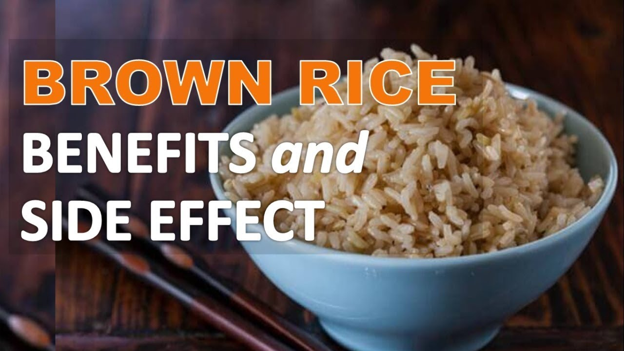 Brown rice: the benefits and harm. Cooking Brown Rice 85
