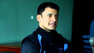 Sussex TV - Yasir Arafat raring to go for NatWest T20 Blast