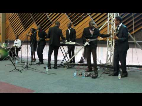 Tafsiri Band at KICC Lingala Ya Yesu by Pitson