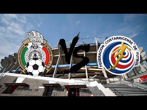 México 2-0 Costa Rica HD Marzo 24, 2017