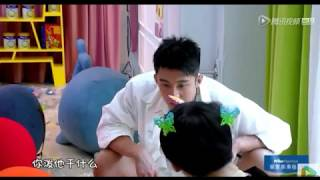 Haohao so cute with his new hair ( Let me go of my baby-ep7 CUT)
