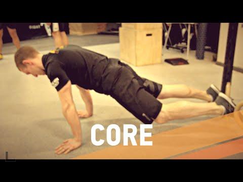 Необычная тренировка на пресс и мышцы кора - ARMA SPORT