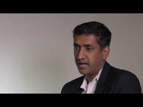 """Ro Khanna on campaign funding and government """"overreach"""" on private data"""