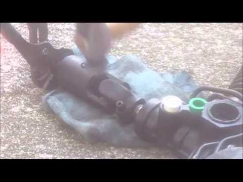 How To Replace A Power Steering Rack And Pinion Part 2