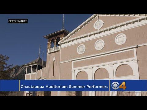 Summer Concert Series Announced For Chautauqua Auditorium
