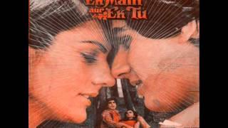 Jhar Jhar Behta - Ek Main Aur Ek Tu (1986) Mp3