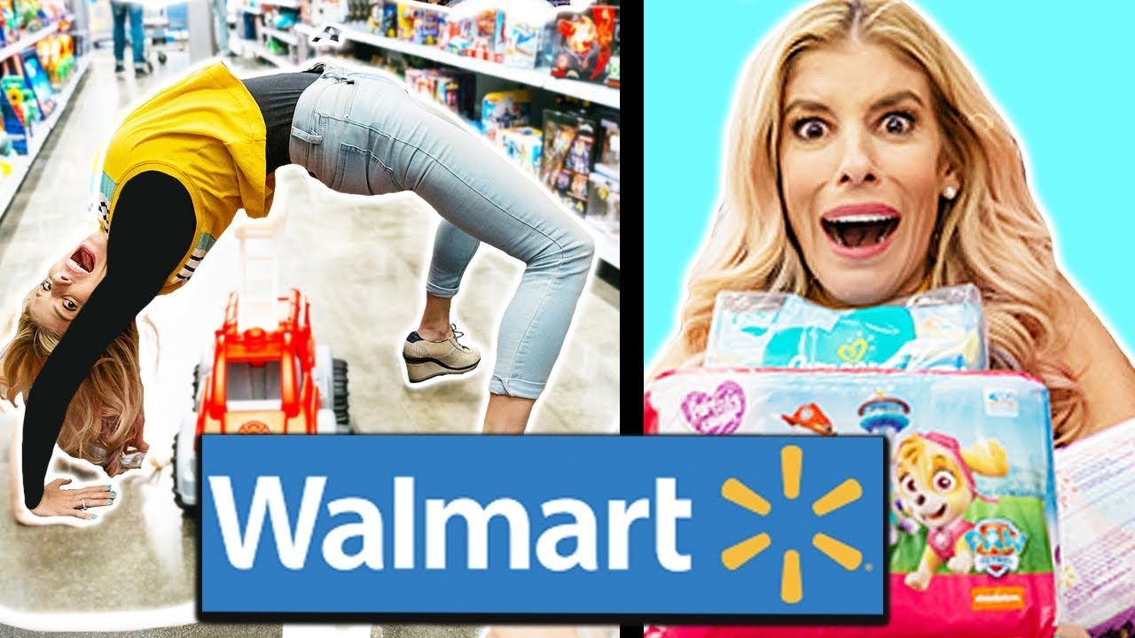 We Got Kicked Out Of Walmart And Toys R Us Instagram