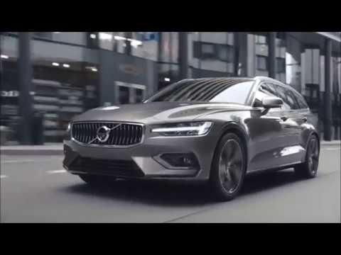 World premiere: the new Volvo V60
