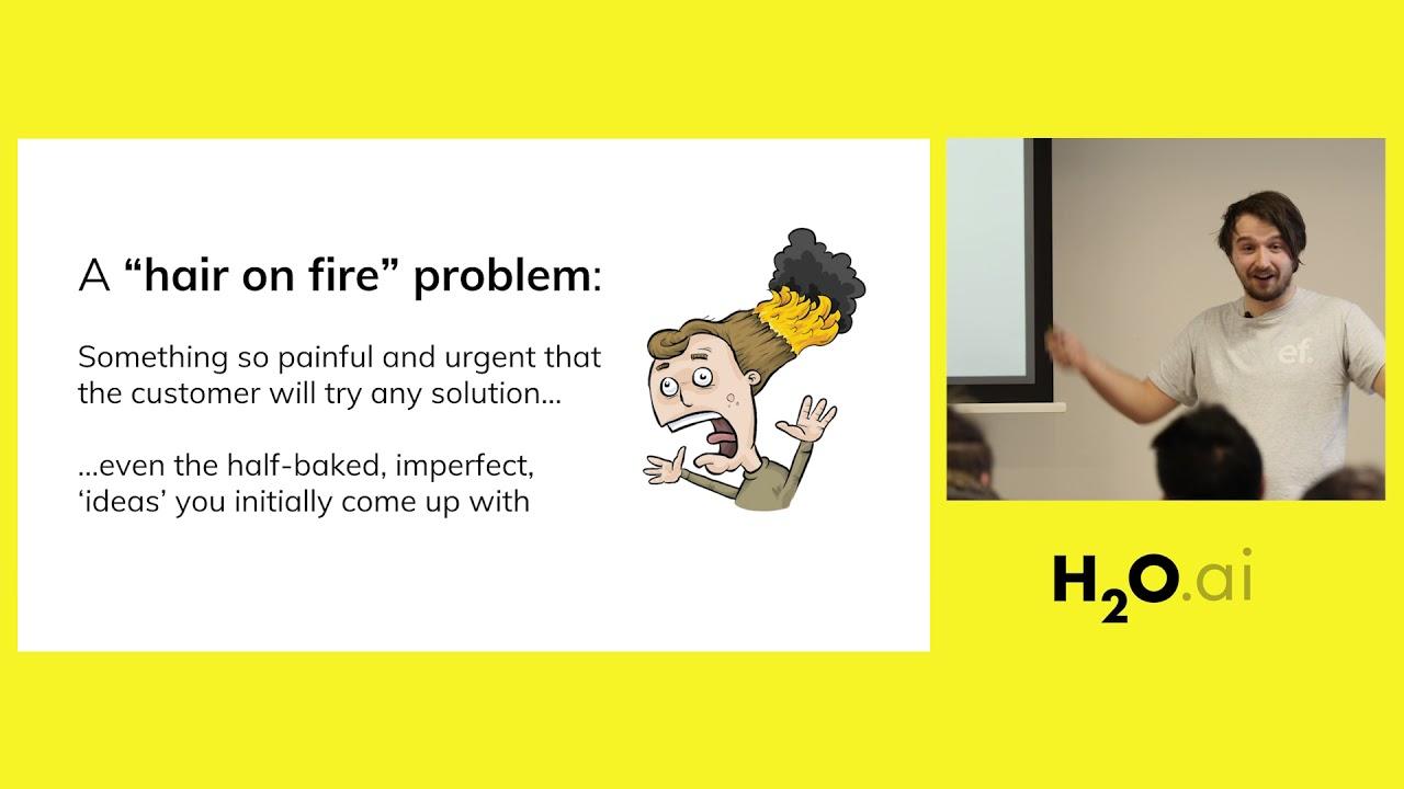 What people get wrong when building AI ventures - Jack Owen, Talent Associate, Entrepreneur First