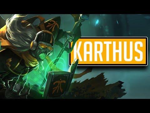 """League of Legends #589: Karthus Jungle """"Polibek smrti"""" thumbnail"""