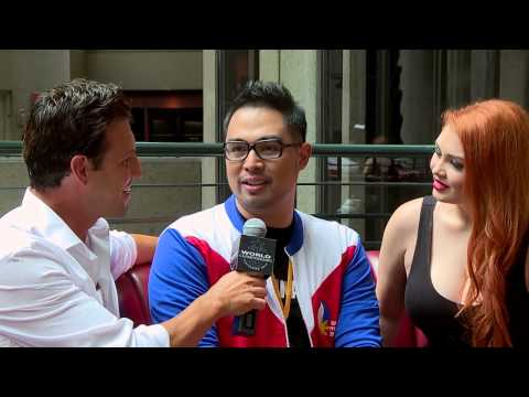 Jed Madela Interview