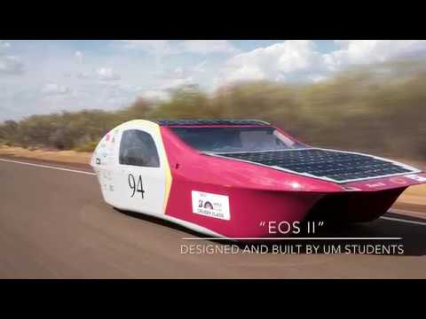 University of Minnesota Solar Vehicle Team Visit