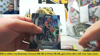 Jalen-(1) 2017-18 Panini Prizm BKB Cello Box Live Break
