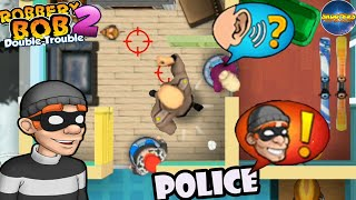 Robbery bob 2 Using Police Costume - Part 10
