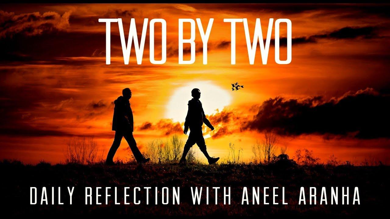 Daily Reflection With Aneel Aranha | Luke 10:1-12, 17-20 | July 7, 2019