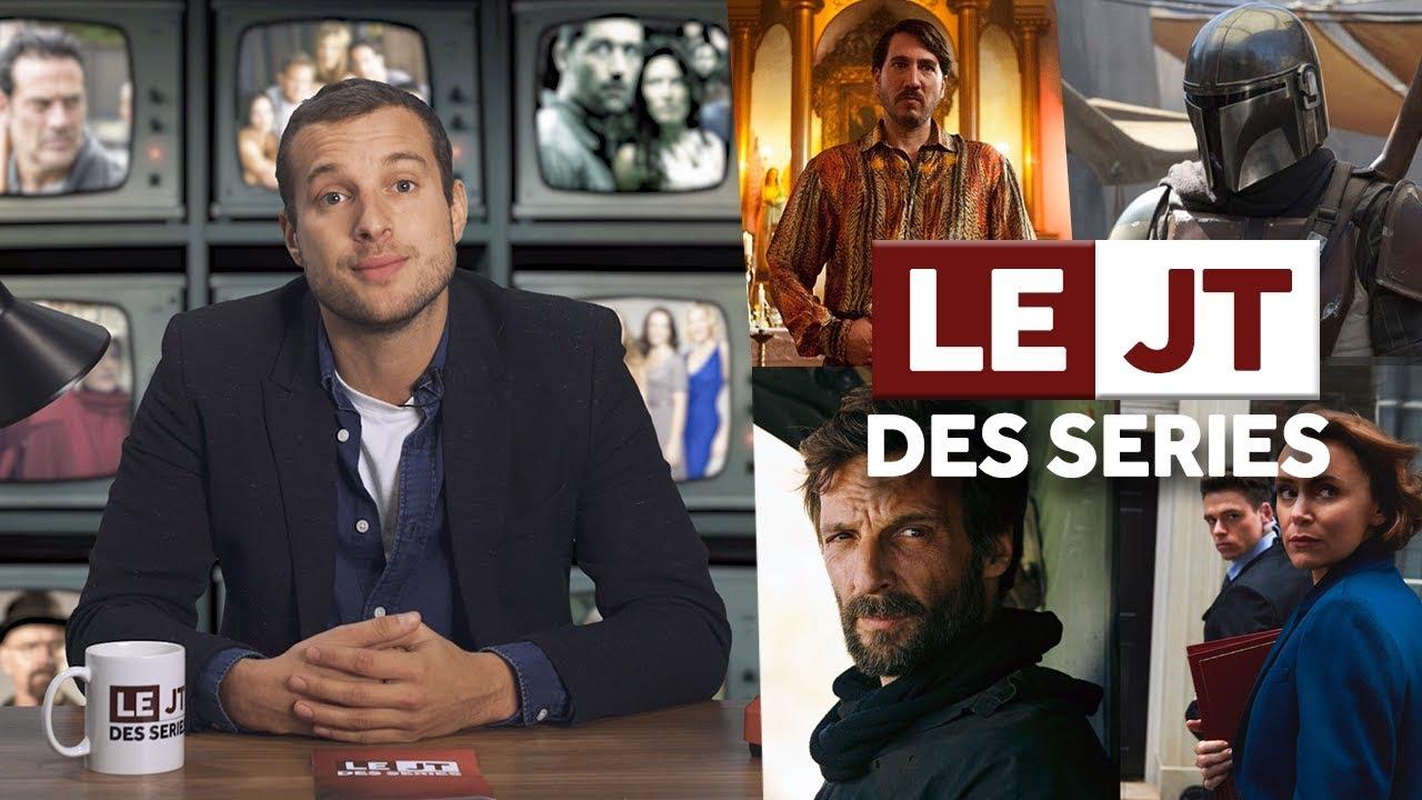 LE JT DES SÉRIES #5 SAISON 2 - LE TOP DES SÉRIES À NE PAS LOUPER