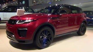 Jaguar Land Rover Stand at the Delhi Motor Show 2016 | AutoMotoTV