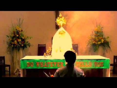 Prayer Channel - Episode 3a - Holy Hour and Eucharistic Adoration