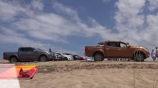 NISSAN NP 300 FRONTIER SE. (22/07/17)  TEST AUTO AL DÍA.
