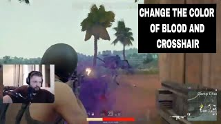 How to change crosshair color in pubg lite videos / InfiniTube