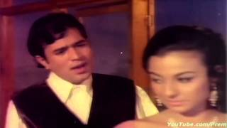 O Mere Dil Ke Cha With Lyrics - Rajesh Khanna & Tanuja