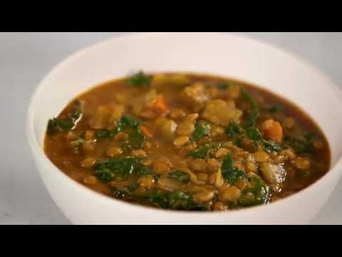 Slow Cooker Creamy Lentil Soup | Cooking Light