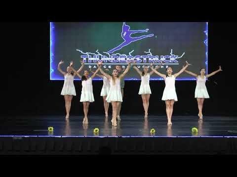 """Supermarket Flowers"" - Teen Small Contemporary Group (Rock Star) - Thunderstruck Nationals 2018"