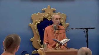 Шримад Бхагаватам 1.8.46 - Ядурадж прабху