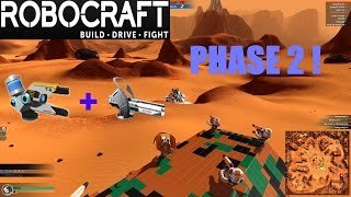 ROBOCRAFT PHASE 2 LEAKED FOOTAGE