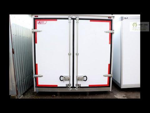 Обзор изотермического фургона на Газель