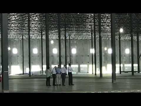 An exclusive sneak peek inside Matrix Global Logistics Park Staten Island