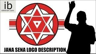 Pawan Kalyan Jana Sena logo description - idlebrain.com