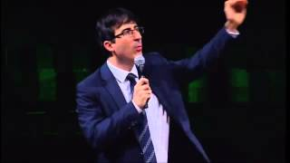 2012 Crunchies Awards Host John Oliver | TechCrunch 2012 Crunchies Highlights