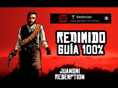 Red Dead Redemption | Cómo completar el 100% | Redimido | Redeemed