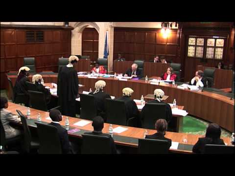 Commonwealth Moot Court Competition 2014 Final