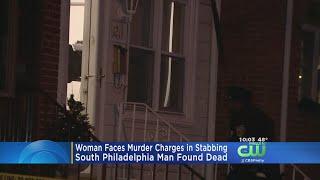 Police: Woman Arrested In Man's Stabbing Death In South Philadelphia