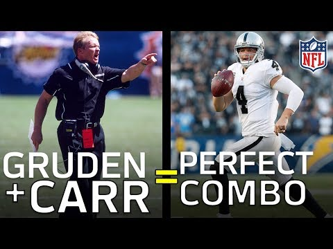 Why Jon Gruden & Derek Carr Are the Perfect Coach, QB Combo | Film Review | NFL Highlights