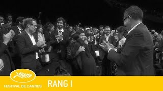 AQUARIUS - Rang I - VO - Cannes 2016