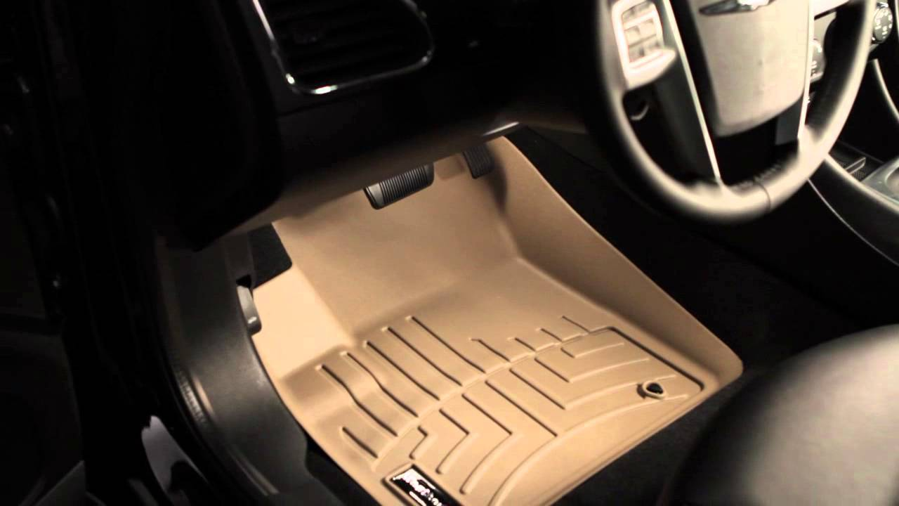 Weathertech digitalfit extreme duty floor liners youtube for Weathertech extreme duty digitalfit floor liners