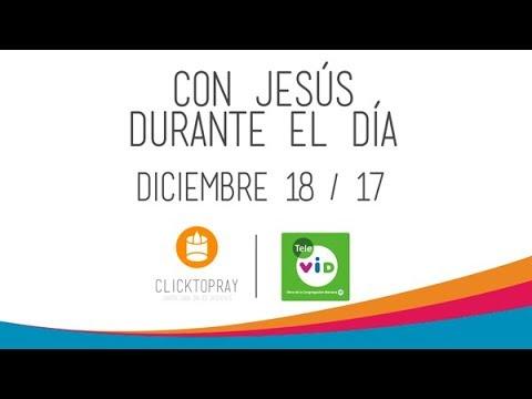 Oración del Papa hoy, Diciembre 18 - 2017 - Tele VID