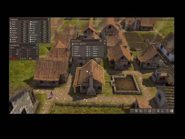 Let's Play Banished | Nochmal der Steinbruch | Folge #020
