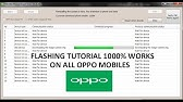 OPPO A37F COMPLETE FLASHING TUTORIAL - YouTube