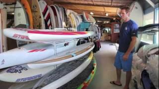 Blue Planet Surf Shop Tour