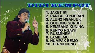 Download lagu LAGU CAMPURSARI ENAK DIDENGAR DIDI KEMPOT