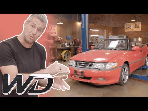 Saab 96 Viggen: How To Fix With A Coolant Leak From The Engine Block | Wheeler Dealers