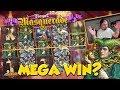 BIG WIN!!! Royal Masquerade BIG WIN - Casino Games - Slots (gambling)