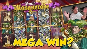 BIG WIN!!! Royal Masquerade BIG WIN - Casino Games - Slots (gambling)